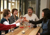 Weinprobe Weinhaus Nüßlein
