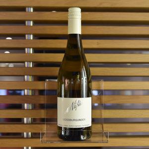 Nr. 10 – 2019 Weißburgunder, trocken – Burgunderflasche 0,75 l
